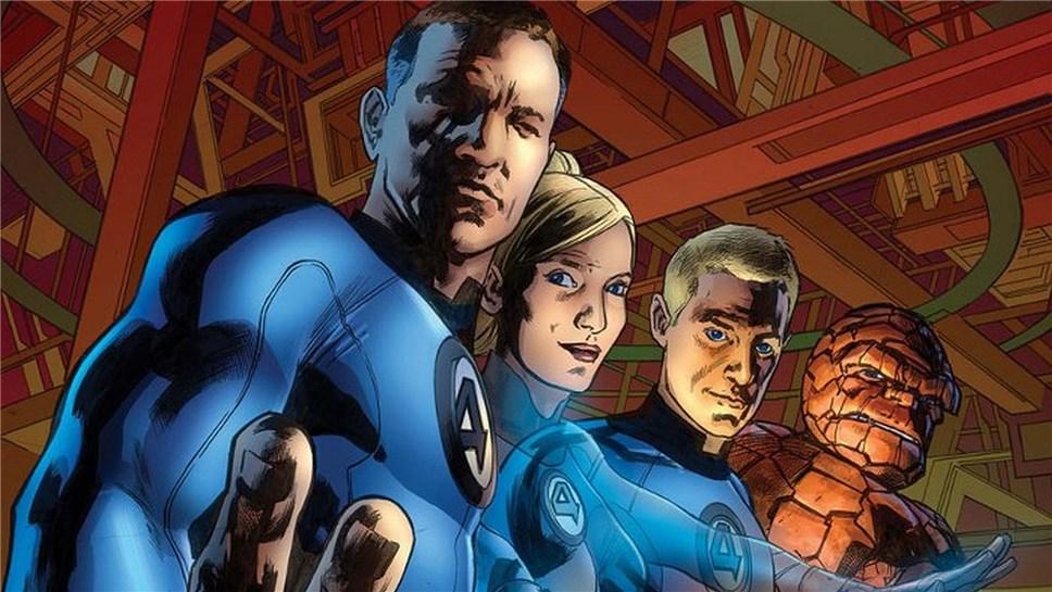 Стало известно, когда в реализацию поступят новые комиксы Marvel о«Фантастической четверке»