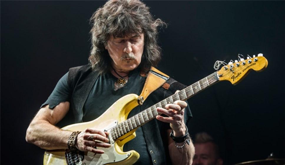 Легендарный основатель Deep Purple Ричи Блэкмор выступит вПетербурге
