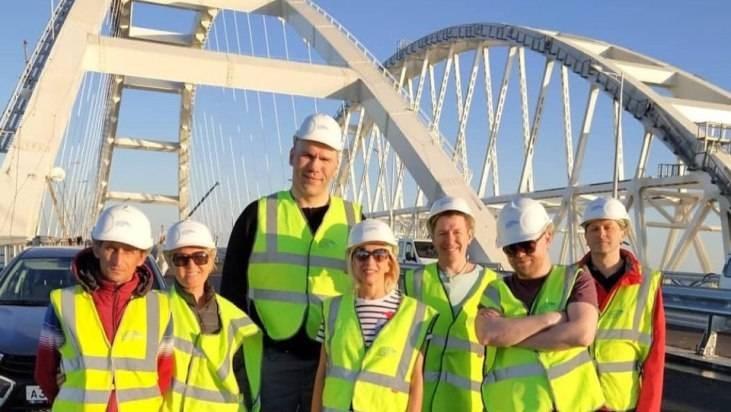 Брянский депутат Валуев снялся в кинофильме про Крымский мост