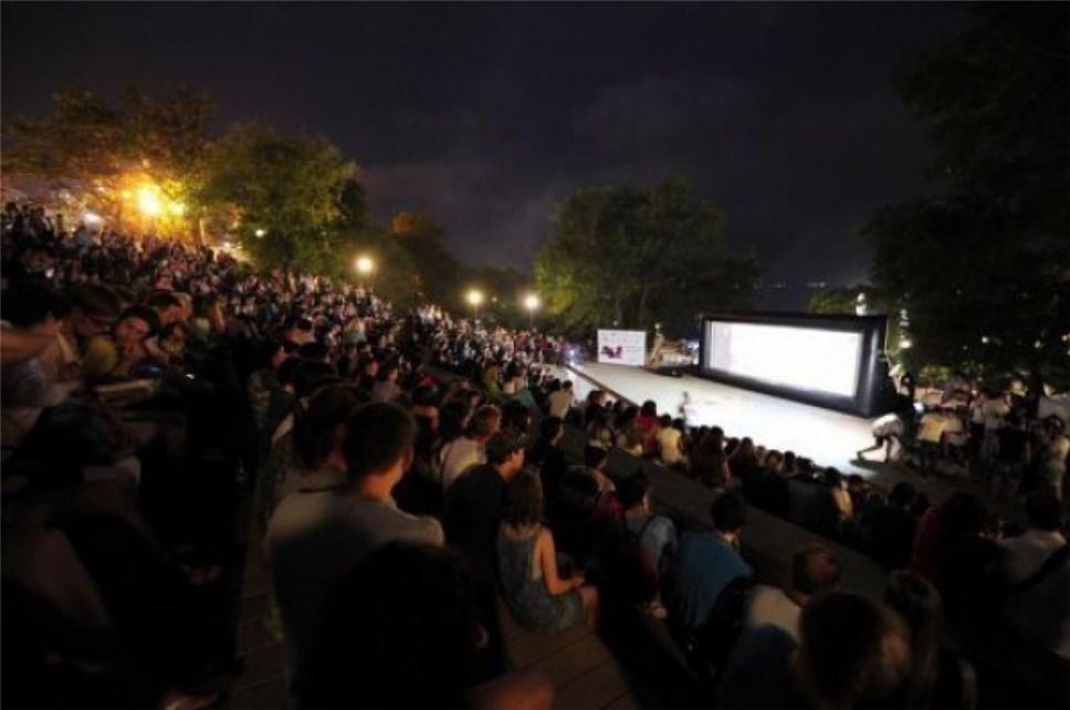 Конкурсный показ Всемирного фестиваля уличного кино пройдет вТомске