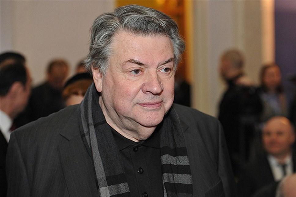 С.Собянин поздравил сднем рождения народного артиста РСФСР В.Ливанова