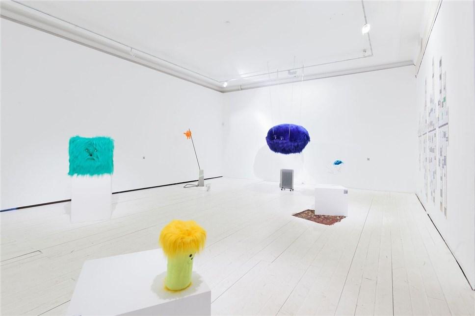 Выставка современного искусства «Здесь и натекущий момент!» вполне может стать ежегодной