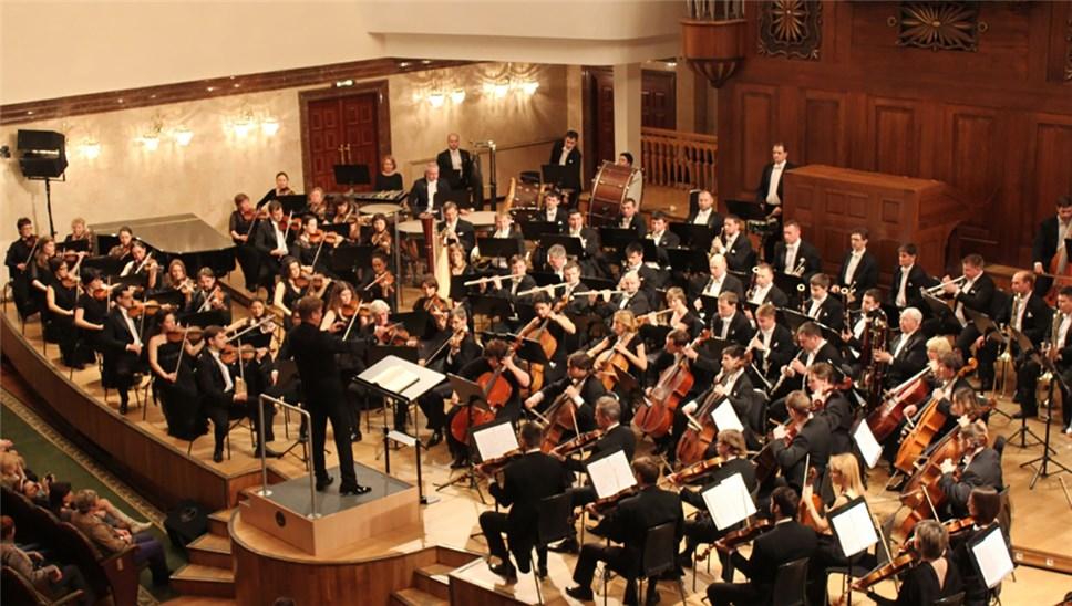 Государственный симфонический ансамбль Татарстана покоряет Европу