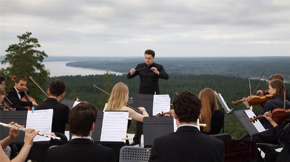 ВСочи пройдет «Морская симфония» под открытым небом