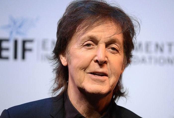 Экс-участник The Beatles Пол Маккартни выпустил сольный альбом