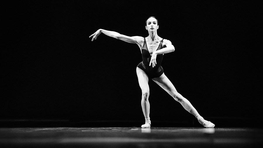 Прима-балерина Мариинского театра впервый раз  провела мастер-класс вПетербурге