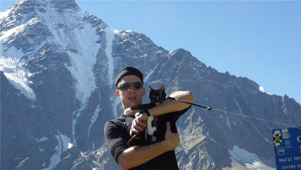 Короткометражный фильм отагильском коте Графе получил приз интернационального фестиваля
