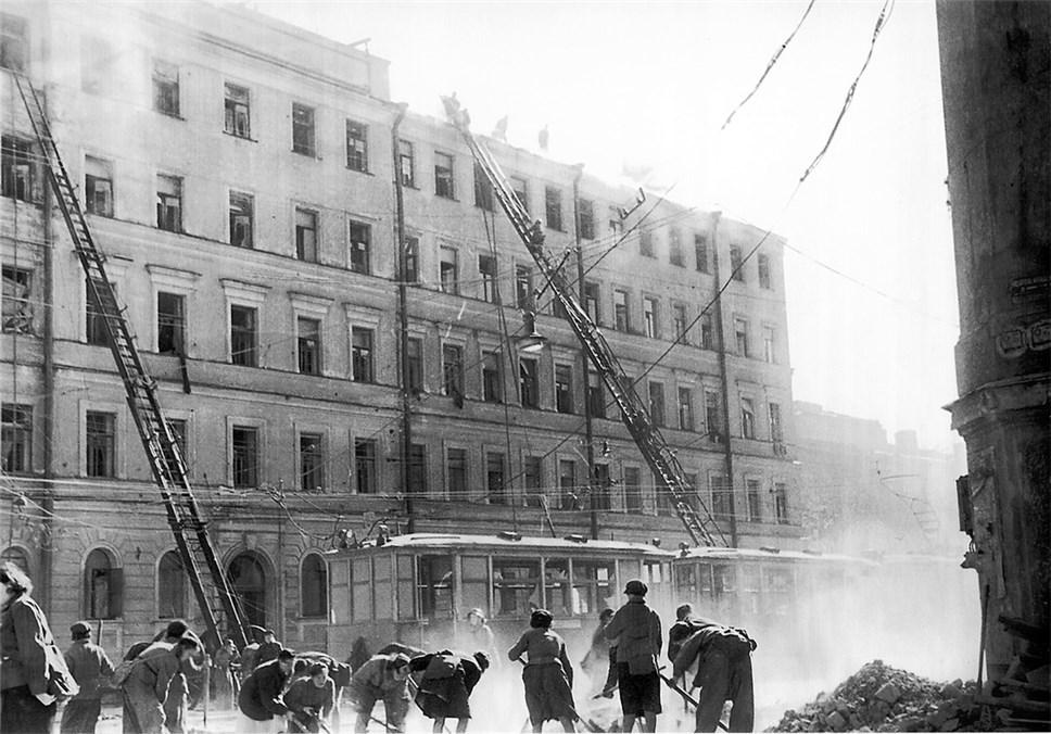 Испанские СМИ героизировали участвовавшую вблокаде Ленинграда дивизию