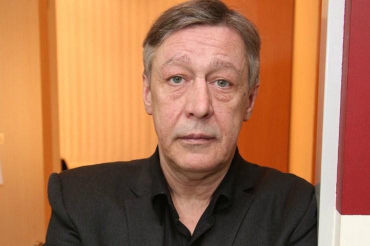 Михаил Ефремов вступился за коллегу Дмитрия Смолева