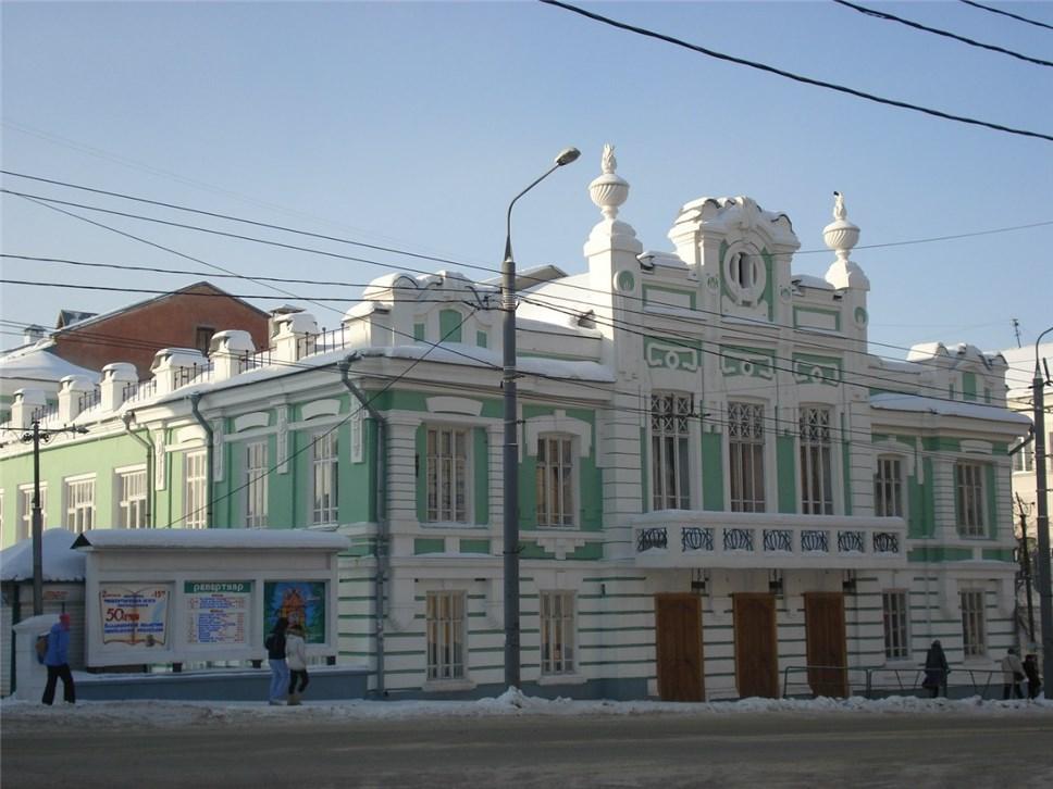 Каталог театров - владимирский театр кукол