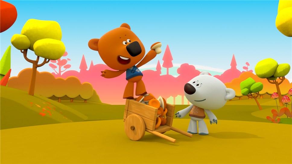 Русские мультфильмы вошли втоп-30 наилучших анимационных телесериалов