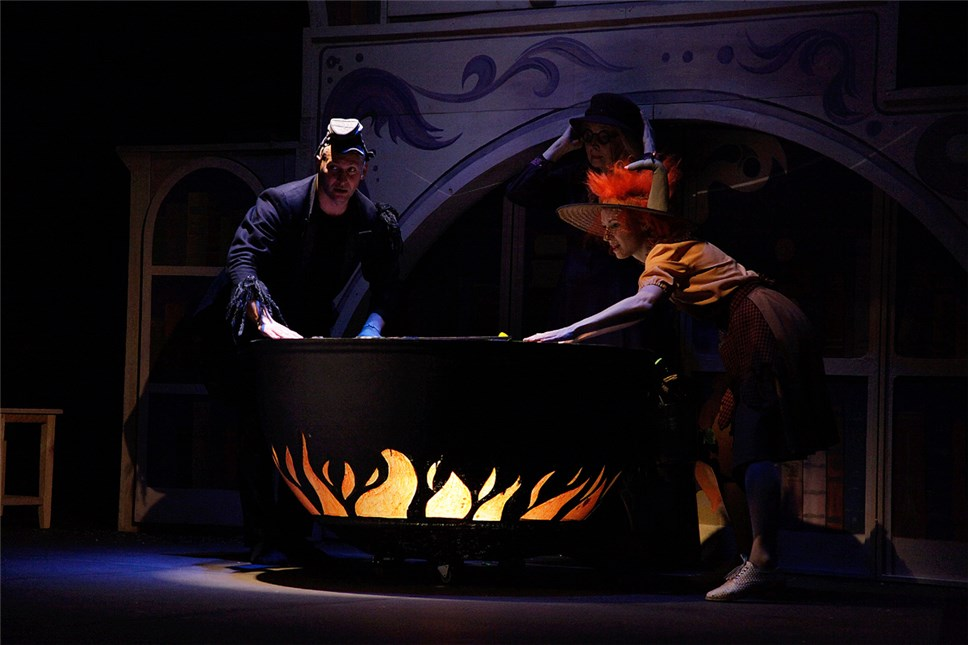 Спектакль для детей «Маленькая колдунья» покажут вЖуковском
