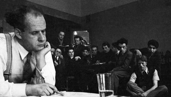 Выставкой С.Эйзенштейна «Монтаж аттракционов» откроется юбилейный год Мультимедиа Арт Музея