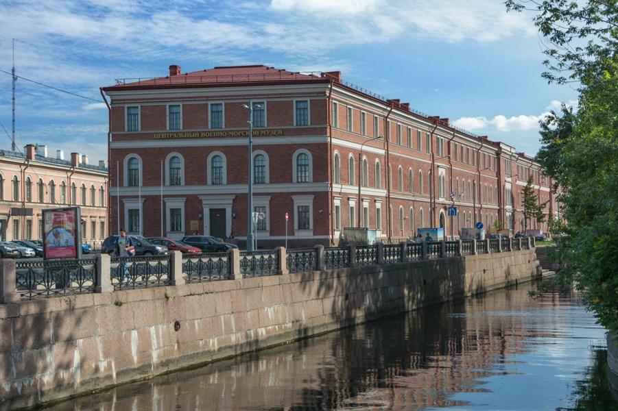 Губернаторский приз конкурса «Музейный Олимп» получил Центральный военно-морской музей