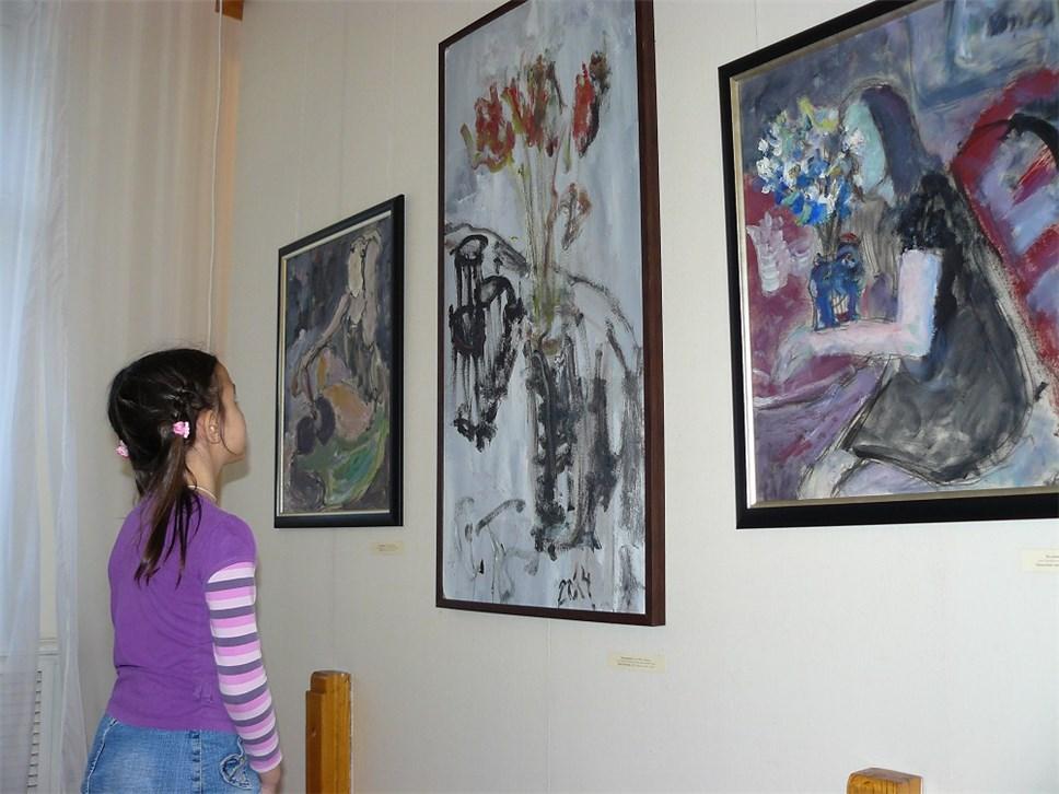 ВДень художника вЛипецке раскроются 3 выставки