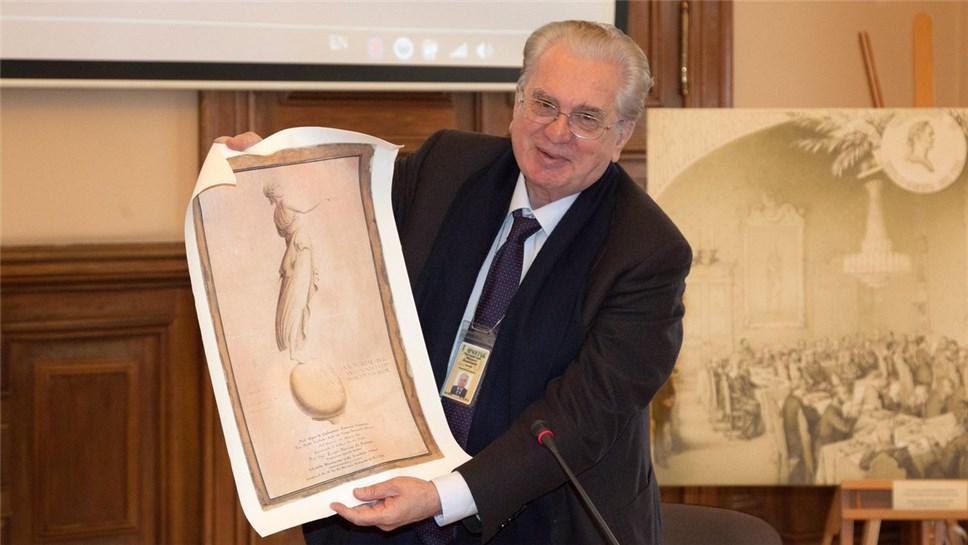 ВЭрмитаже отыскали пропавшую впроцессе войны скульптуру изБерлина