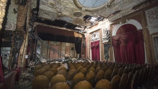 Нареставрацию «Школы актуальной для нашего времени пьесы» направят 577 млн руб.