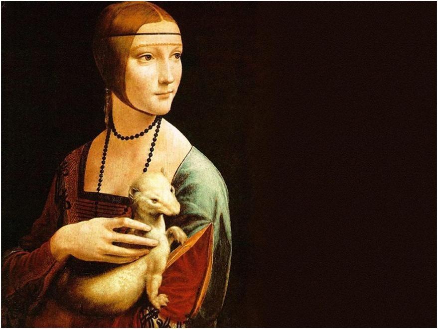 Польша выкупила холст ДаВинчи иеще тысячи картин изчастной коллекции