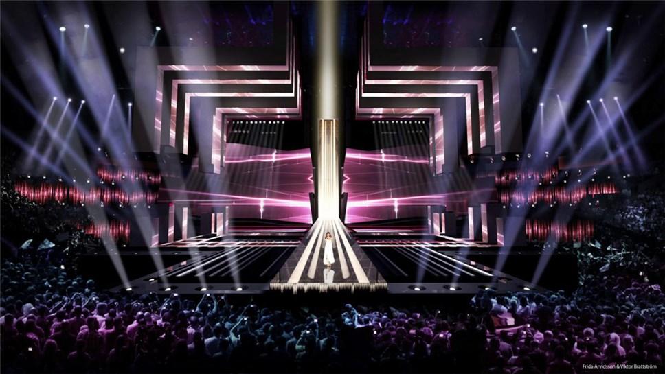 Стало известно, кто оформит сцену для «Евровидения» вУкраинском государстве