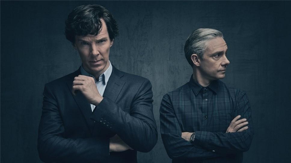 Сегодня стартует четвертый сезон— «Шерлок» возвращается