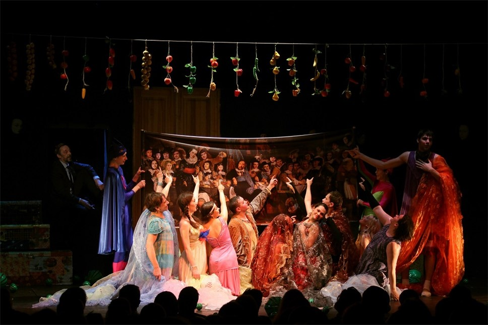 «Коляда-театр» привезет в столицу очередной фестиваль