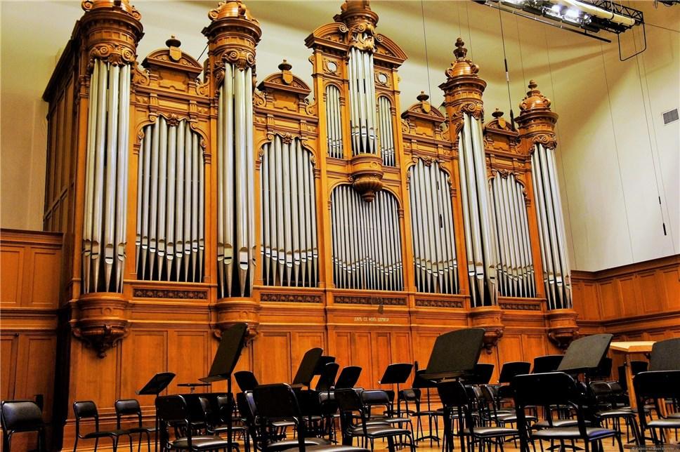 Реставрация огромного зала Московской консерватории обошлась в182 млн руб.