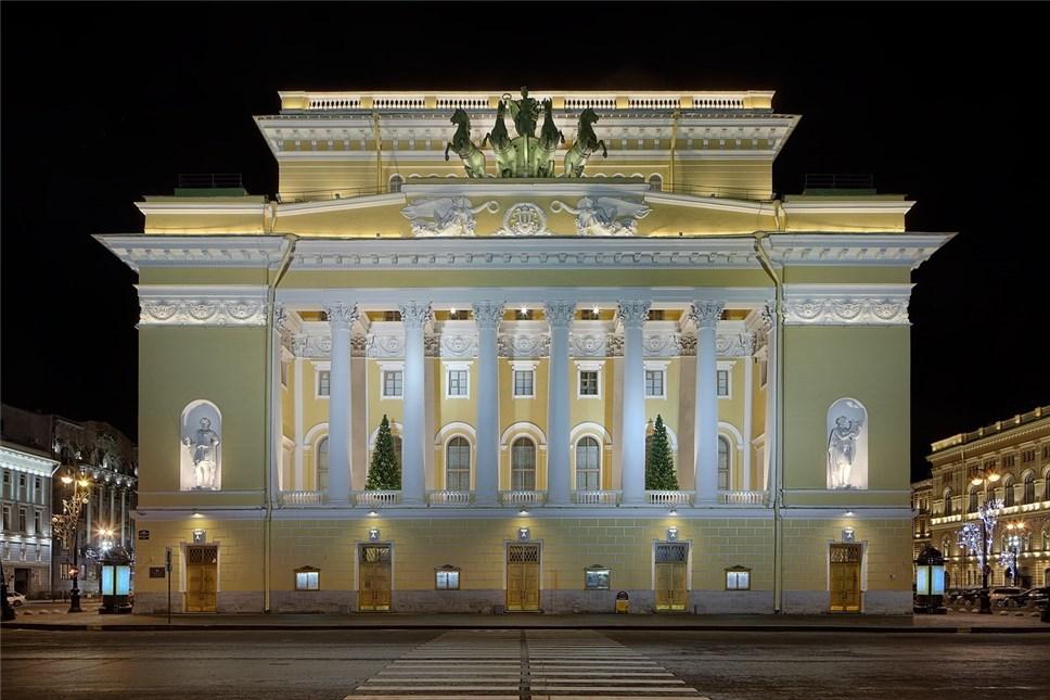 Александринский театр поставит спектакль омолодом Сталине