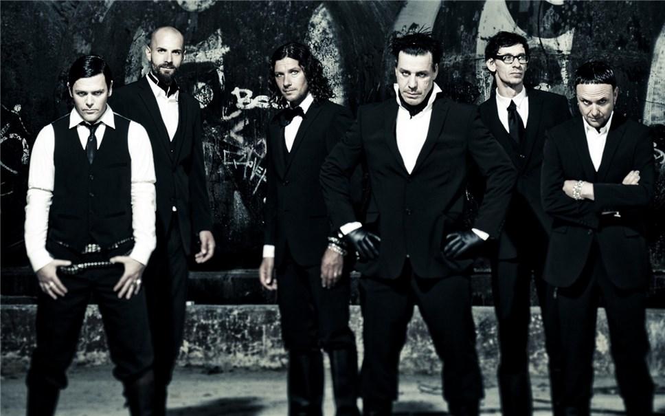 Документальный фильм огруппе Rammstein выйдет впрокат весной