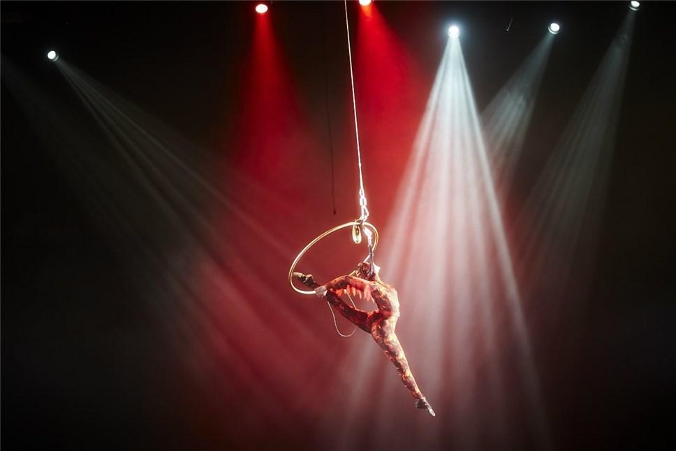 Тюменская цирковая студия «Икар» выступит на«Минуте славы»