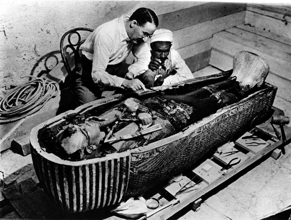 Виртуальная экспозиция гробницы Тутанхамона появилась вАлександрийской библиотеке
