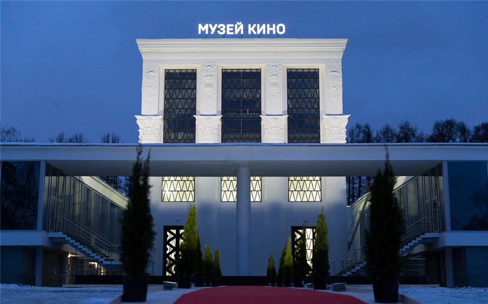 Музей кино откроется наВДНХ летом