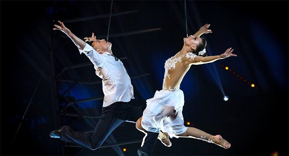 Российские артисты цирка завоевали «золото» и «серебро» на фестивале в Монте-Карло