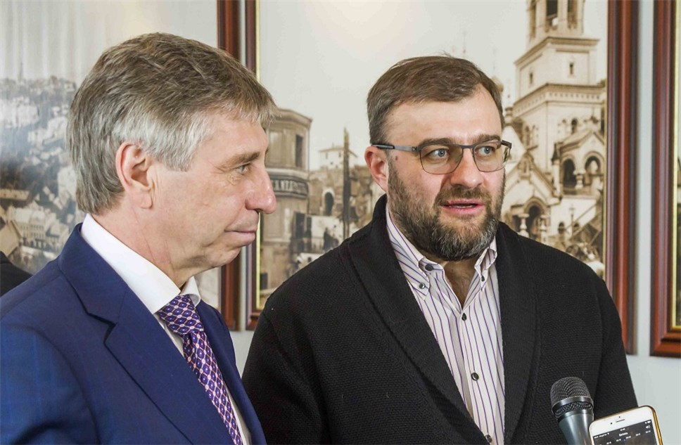 Известный артист Михаил Пореченков предложил провести вНижнем Новгороде кинофестиваль полнометражных фильмов