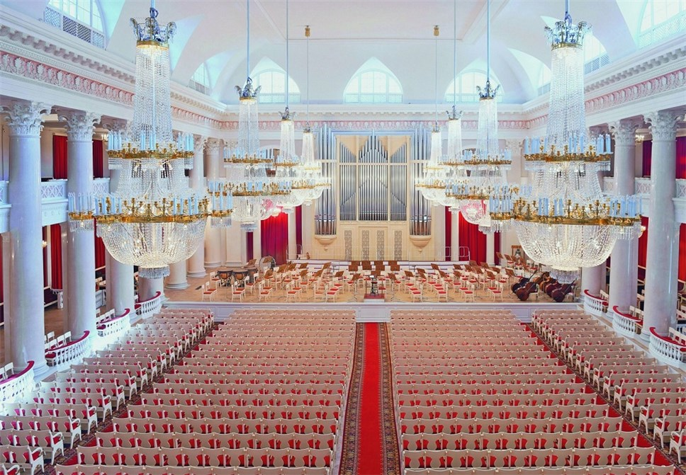 Впетербургской филармонии прозвучала музыка Валерия Халилова