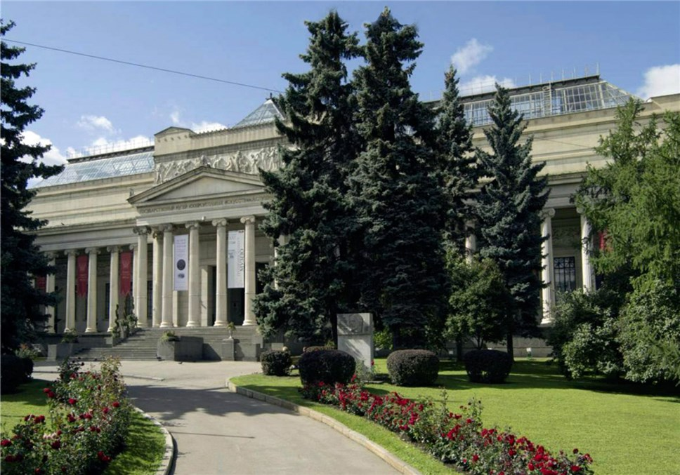 Реконструкцию ГМИИ им.Пушкина планируется закончить к 2023