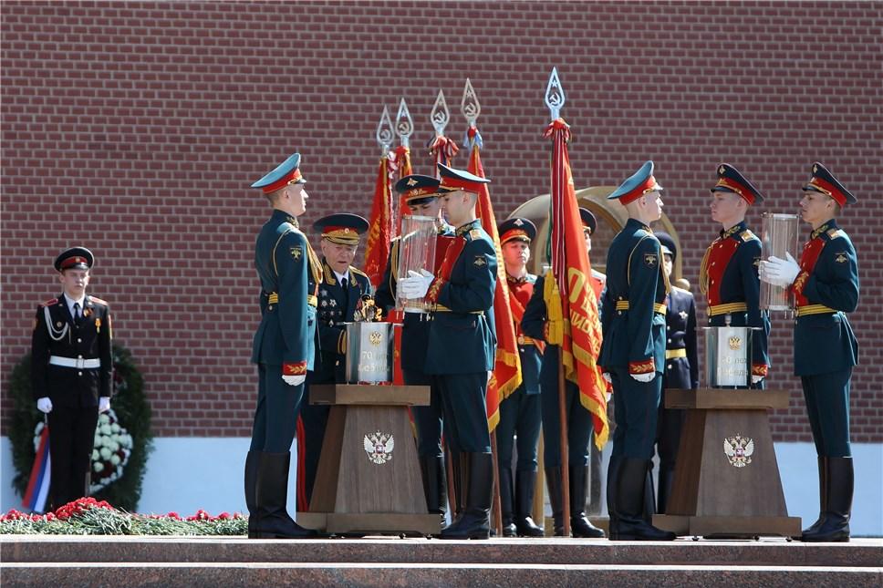 В РФ предложили сделать гимн Союза городов воинской славы