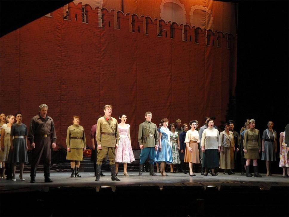 Театр оперы ибалета представит спектакли вчесть Дня защитника Отечества