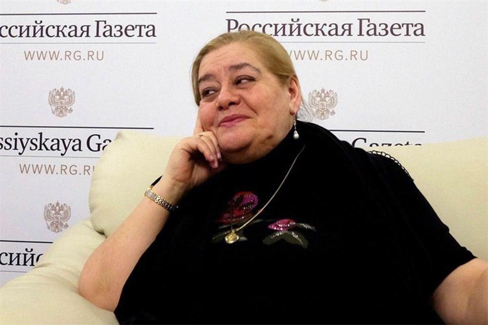 ВМосковской консерватории состоится юбилейный вечер Ларисы Гергиевой
