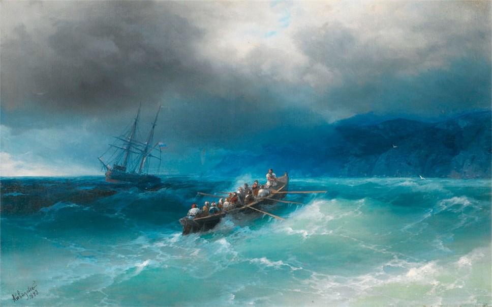 Выставка «Вдохновлённые морем» откроется внижегородском художественном музее