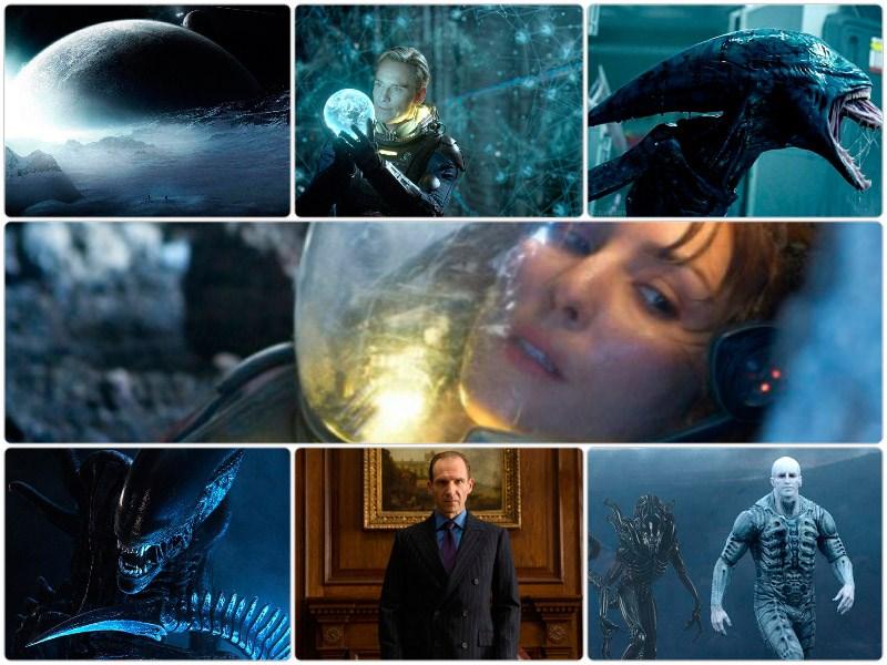 Винтернете появился 2-ой трейлер фильма «Чужой: Завет»
