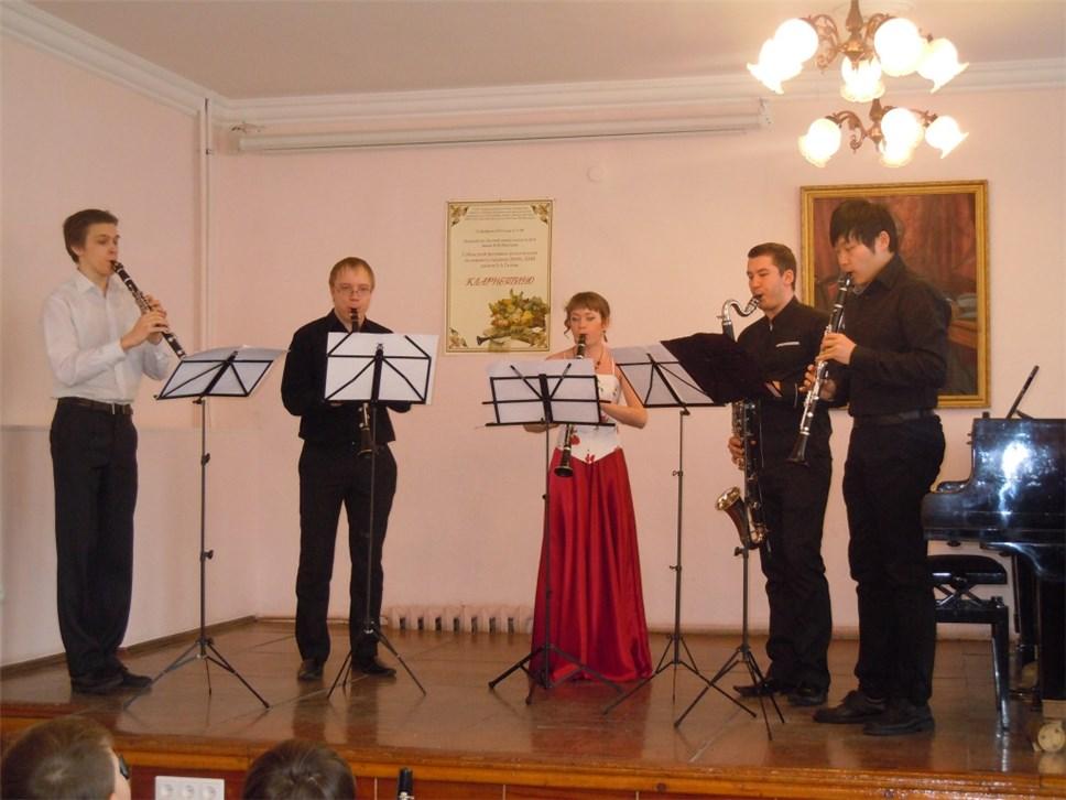 Лучшие кларнетисты Российской Федерации приедут нафестиваль вНижний Новгород