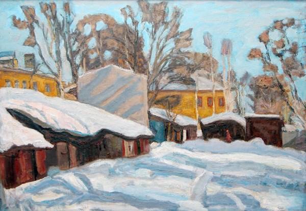 Индивидуальная выставка художника Сергея Лобковского откроется вНижнем Новгороде
