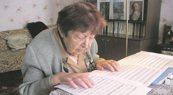 На101-м году жизни скончалась старейшая органистка РФ Нина Оксентян