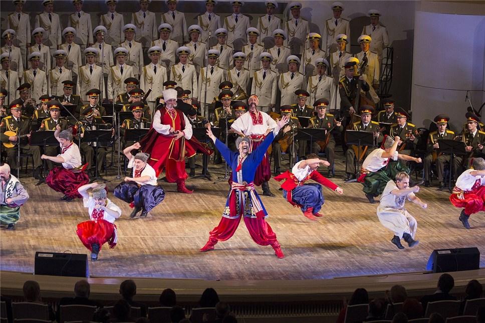 Ансамбль Александрова проведет вТурции первые после восстановления иностранные концерты