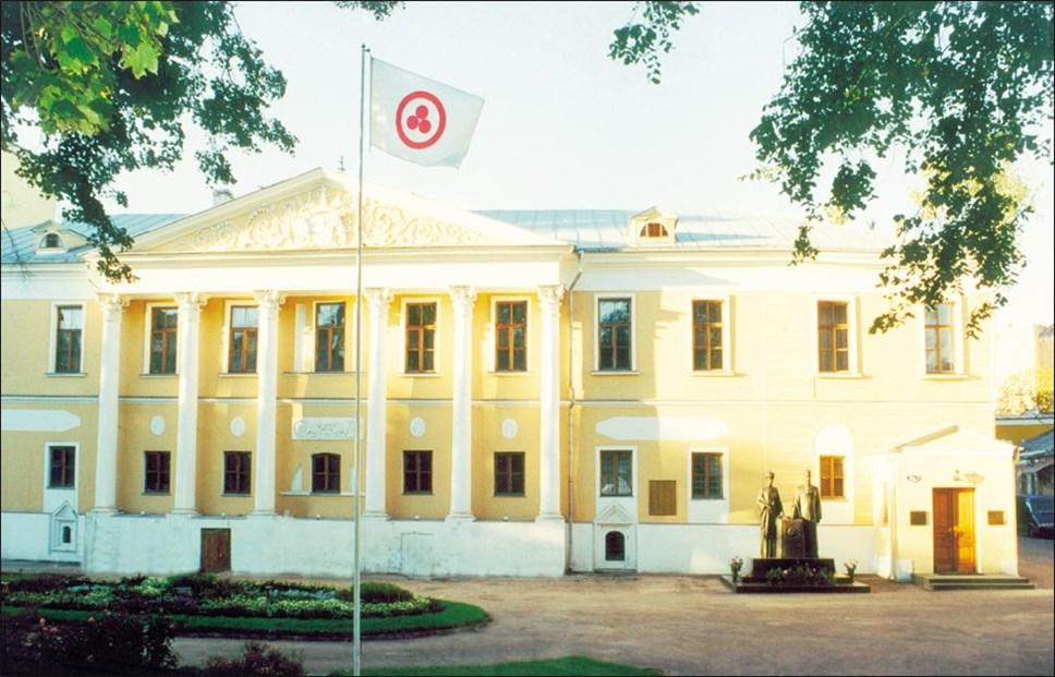 Суд выселил Международный Центр Рерихов изеще одного особняка вцентре столицы