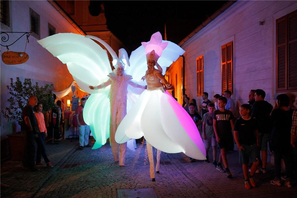 Парад уличных театров вВоронеже впервый раз пройдет ночью