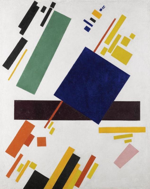 Картина Малевича стала самым дорогим лотом аукциона Sotheby's