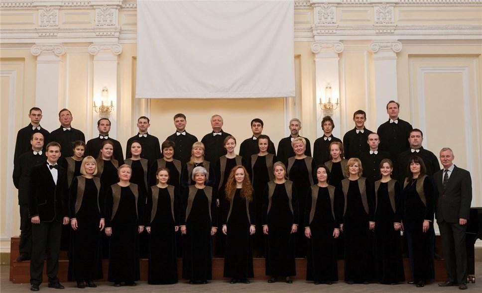 Хоровой концерт вНижнем Новгороде покажут всей стране впрямой трансляции