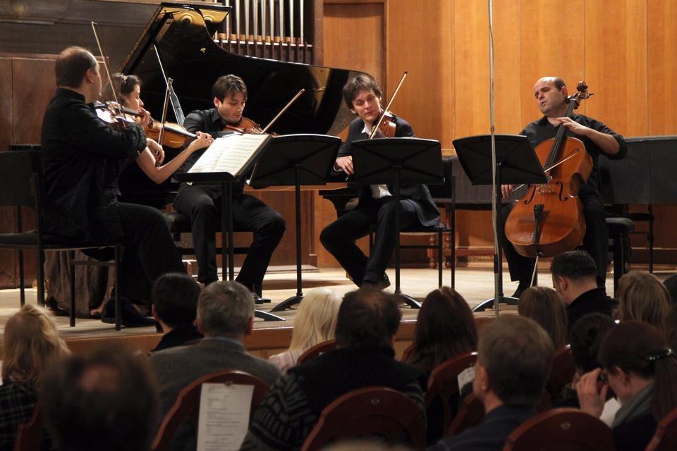 Музыкальный фестиваль «Возвращение» в Московской консерватории