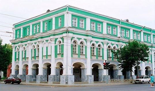 Сегодня Орловский краеведческий музей устраивает День открытых дверей